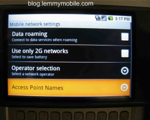 Manual APN Settings for Symbian & Other S40 Java Phones such