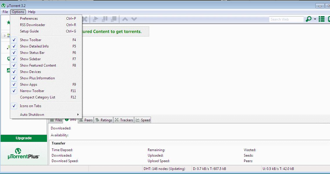 pictures to make torrent downloader faster