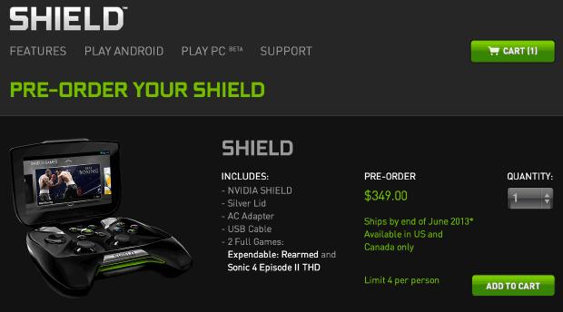 buy a nvidia shieldd