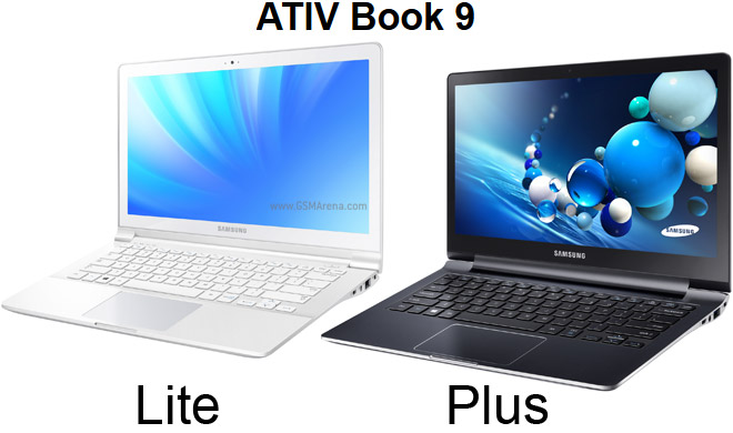 about samsung ativ pc with touchscreen