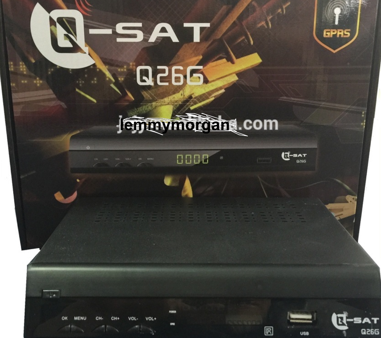 How to solve signal loss on Qsat while tracking Nigcomsat channels