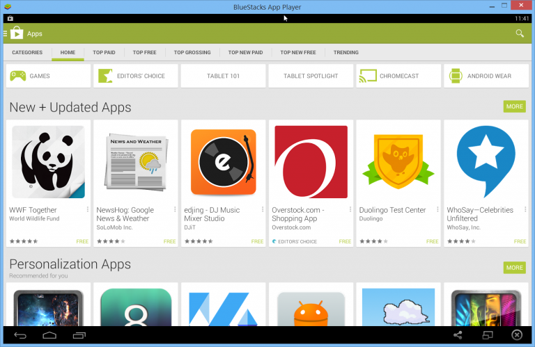 4 Effective ways Of running Android app On Windows, Mac or Linux