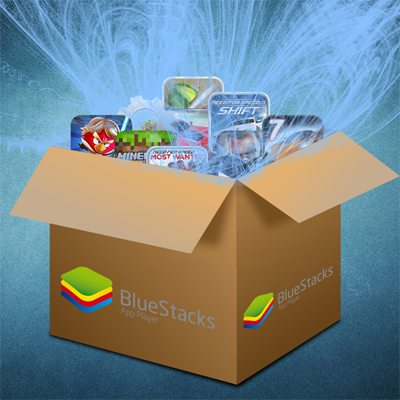 app of bluestack