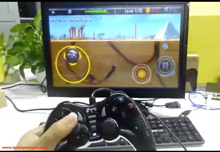 Using a USB gamepad on your android boxes and updates on Sports 24 HD