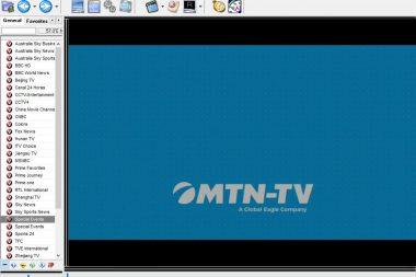 running satellite TV channels via DVB cards