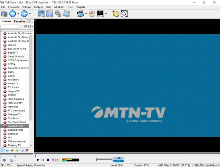 [Tutorial] How to watch satellite tv channels on your computer using emulators via DVB cards –