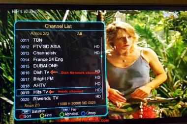 Tstv Africa channels list