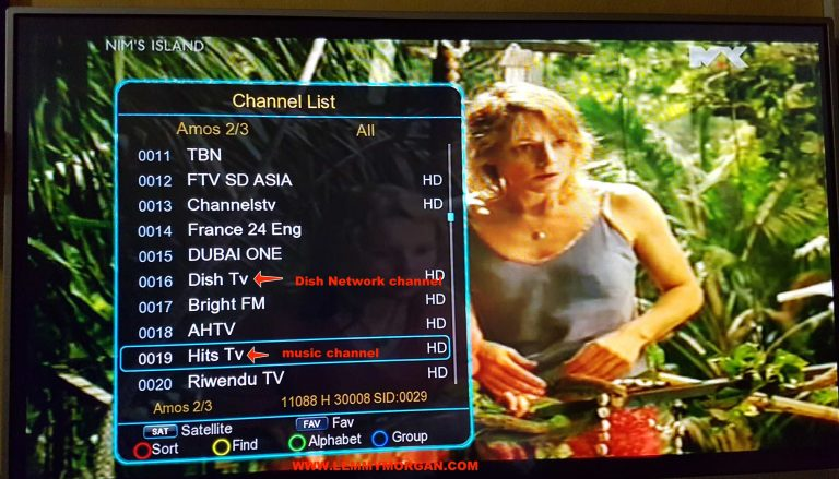 Tstv Africa full channels list as at November 2017-In pictures and Video
