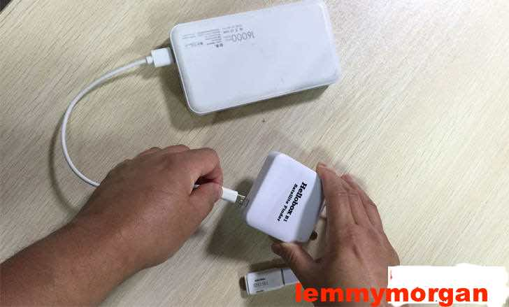 How to upgrade Hellobox B1 Bluetooth satellite Finder with a new software
