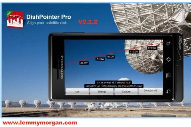 DishPointer Pro v2.2.2