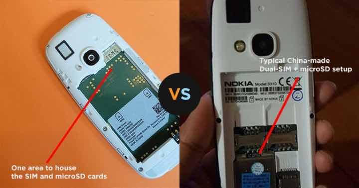 avoid buying fake/knockoff/clone phones