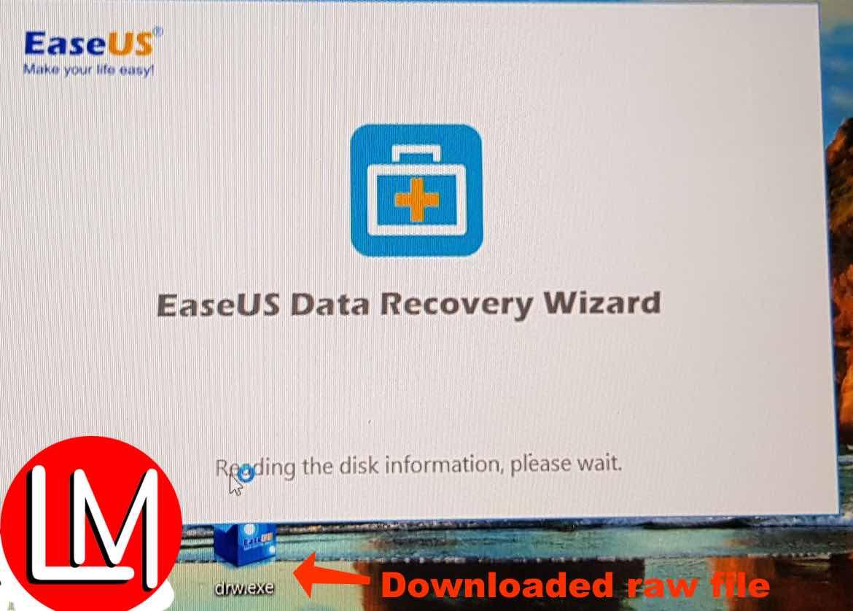 EaseUS DataRecoveryWizard 12.0