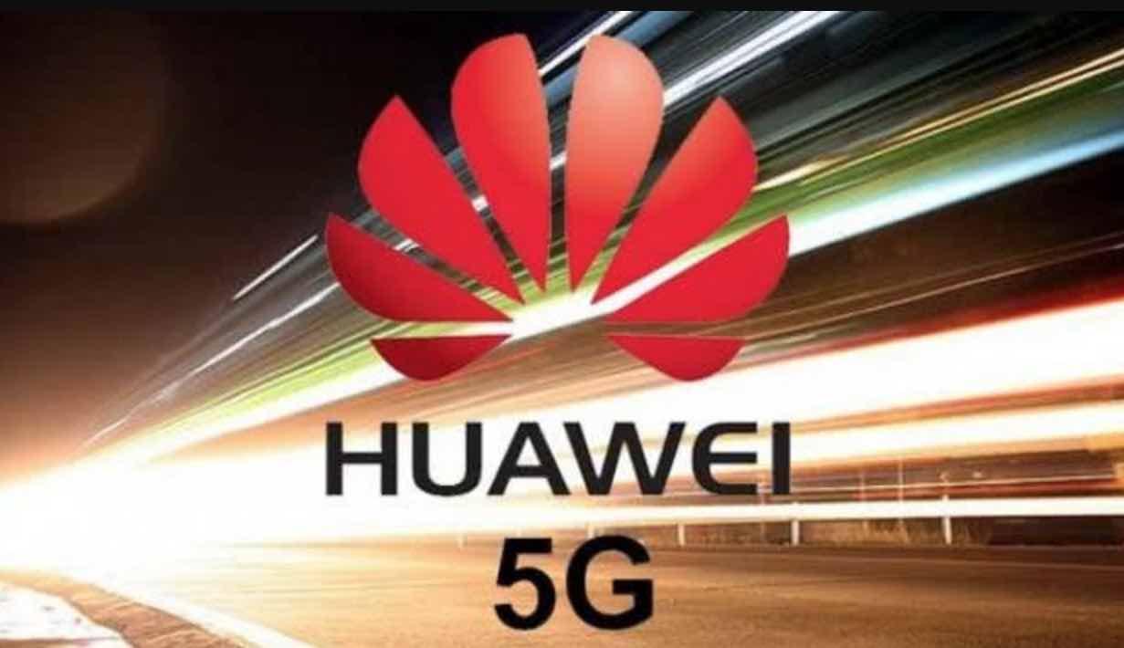 Huawei's 5G mobile phone