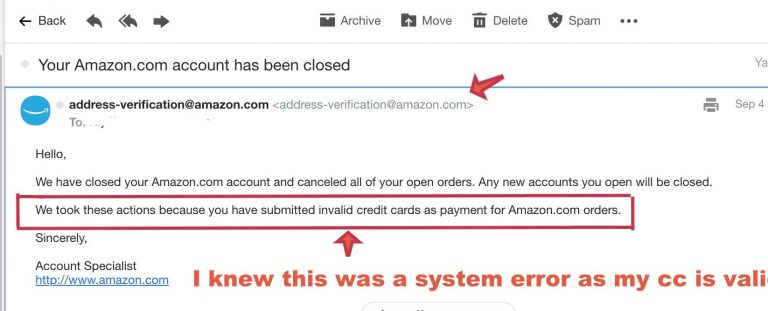 Reinstate Amazon Buyer Account That was Suspended by Amazon