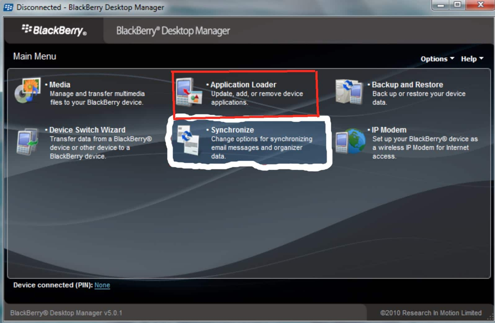 Install 3rd-Party Apps to Blackberry
