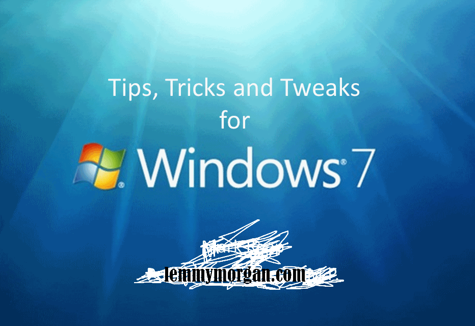 windows tips and tricks pdf