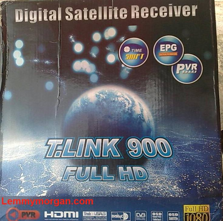 How to Configure T.Link HD Decoder & Liberty Star Decoder With Pictures