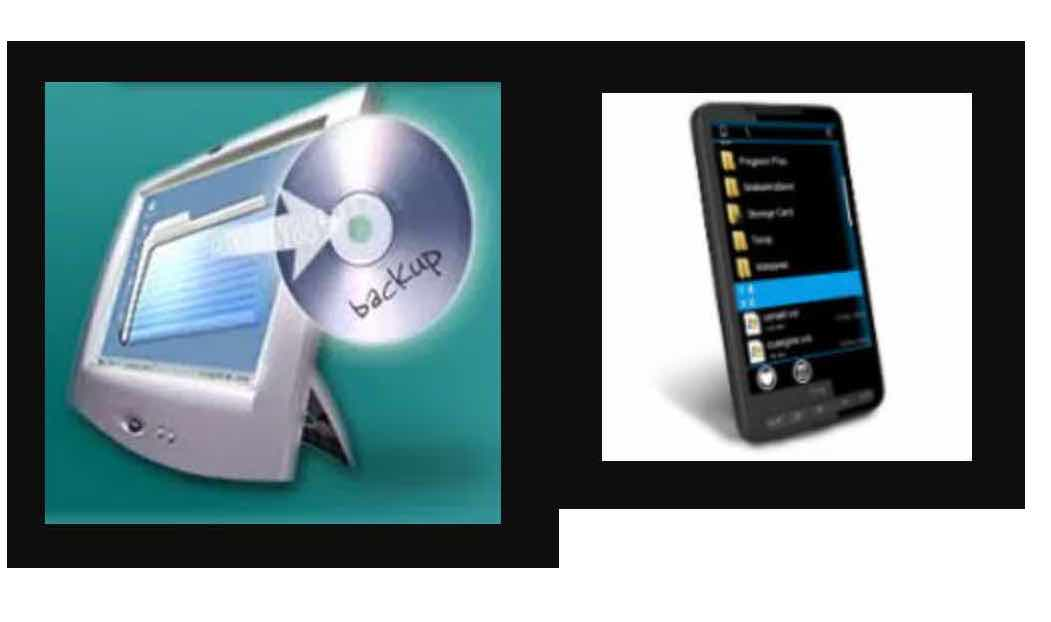 backup windows phone xap apps to pc