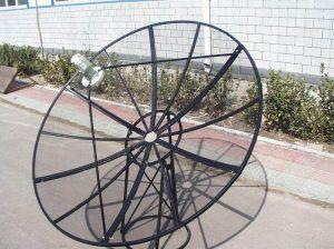 2meter mesh dish