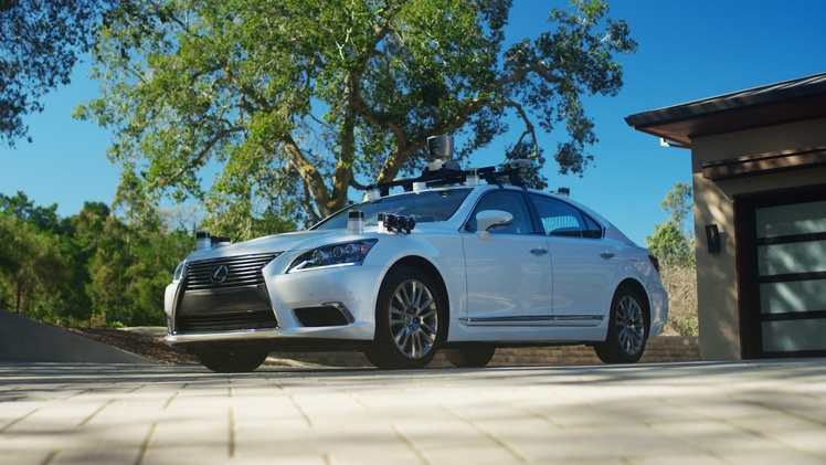 "Toyota Creates an Alternative Unmanned cars: a ""Smart"" Driver Assistance"