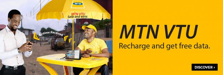 Cheapest MTN Nigeria airtime sales get 15% off[Offer valid while stock last]