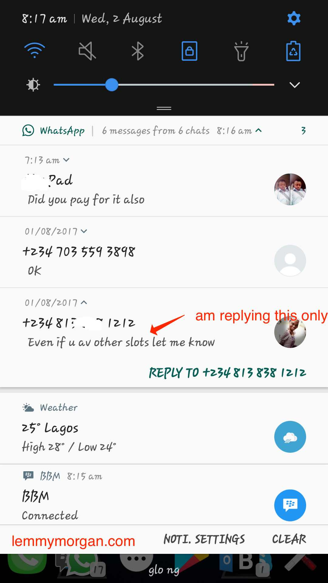 mega WhatsApp tricks 2017