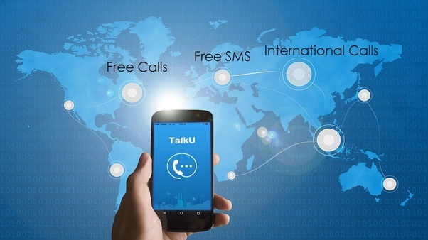 How to own and use a USA/Canada/UK phone number via TalkU App