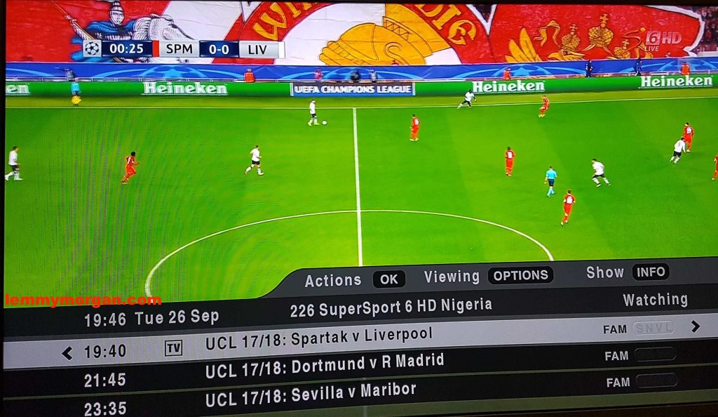 Direct Tv Internet Review >> DStv compact UCL football limited offer is ongoing in Nigeria