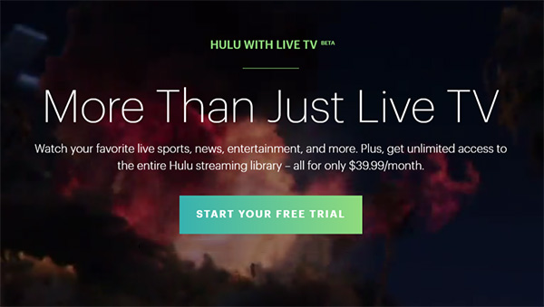 Access a US video Streaming Services Like Hulu, Netflix,  PS Vue, Amazon, outside the US