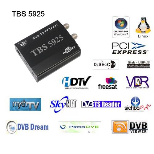 DVB cards/boxes