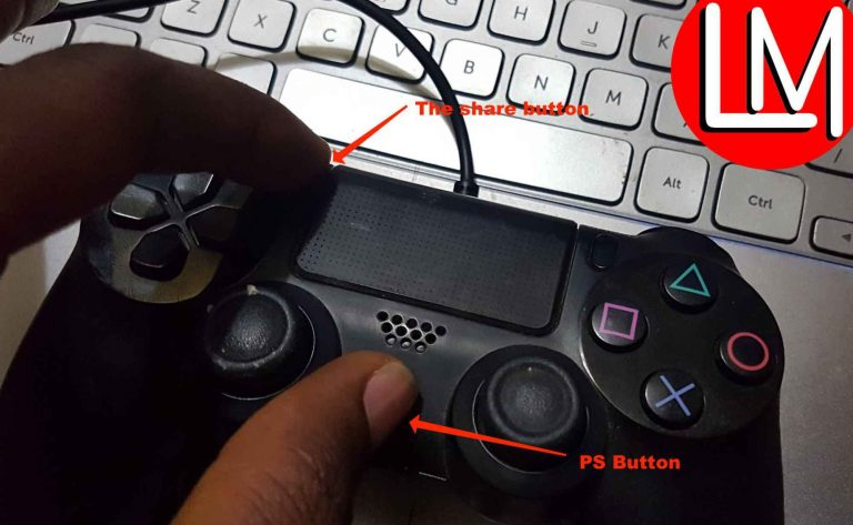 How to connect your DualShock 4 Wireless Controller for Ps4 to Windows