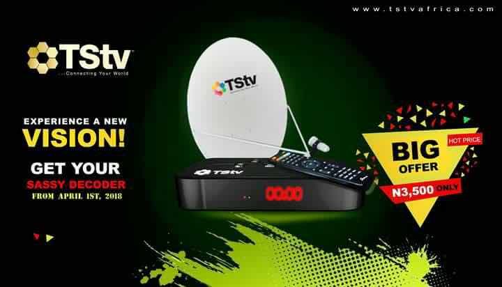 TStv channels/frequency change