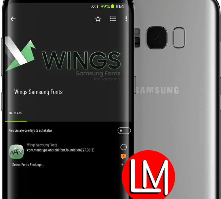 [FONTS PACKAGE]Get as much as 3000 fonts on Samsung phones with Wings Samsung Fonts app-this requires no root