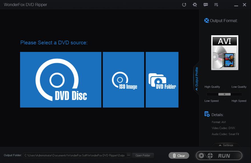 Get wonderFox DVD ripper pro free