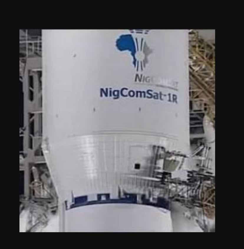 NigComSat-1R latest channels 2018