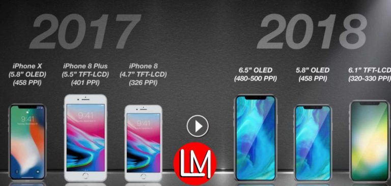 Apple set to release new sets of product lines in September 2018, Which one would you buy?