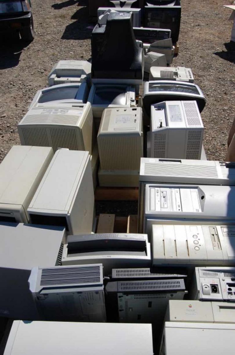 Recycling for the Benefit of Reality: An Essential Guide to Recycling Your PC
