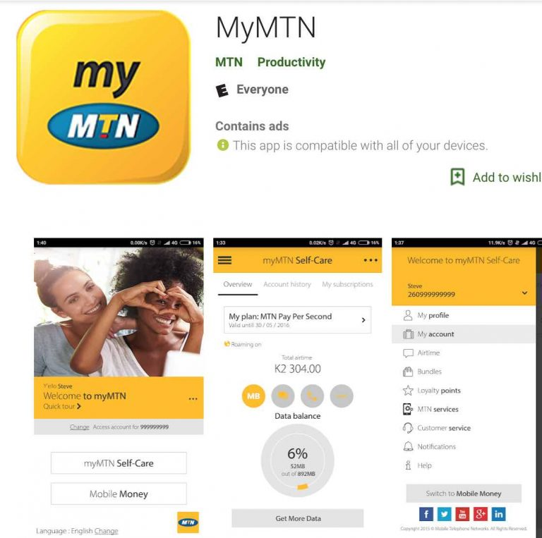 How to get 755MB worth of MTN data 100% free of charge in three steps