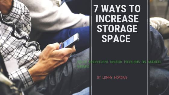 7 Smart Ways to Create More Internal Storage Space on Android Devices