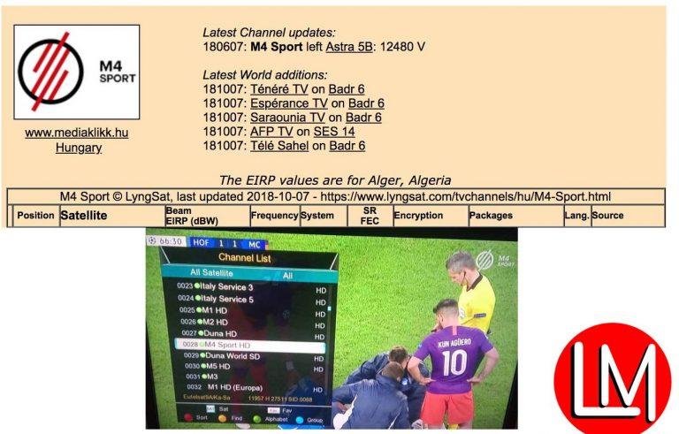 Lemmy Morgan October 2018 Update on Satellite TV, IPTV, & Cheap Data