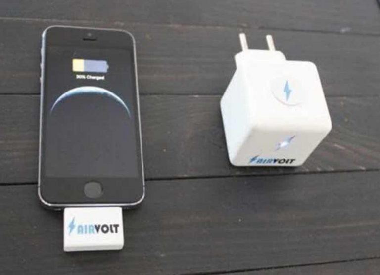 AirVolt Wireless Charging brings you true Wireless charging technology: You can play games or do other things on your phone while you charge it