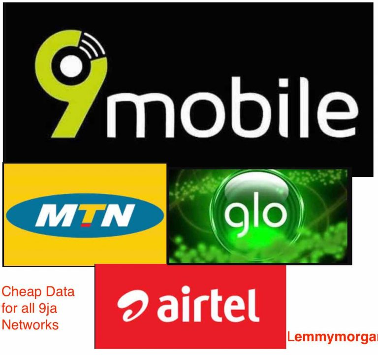 Lemmy Morgan Cheap & Free Data for MTN, Airtel, Glo & 9mobile-(Update: May 2019 With MTN Unlimited free)