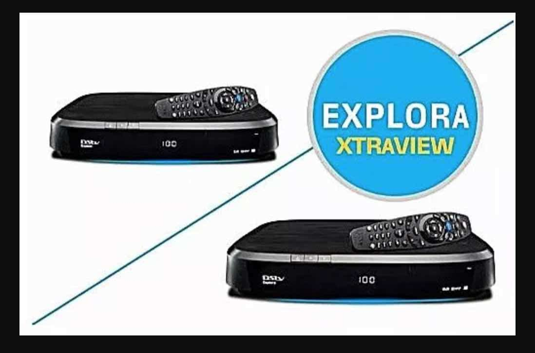 most dstv decoders xtraview configuration