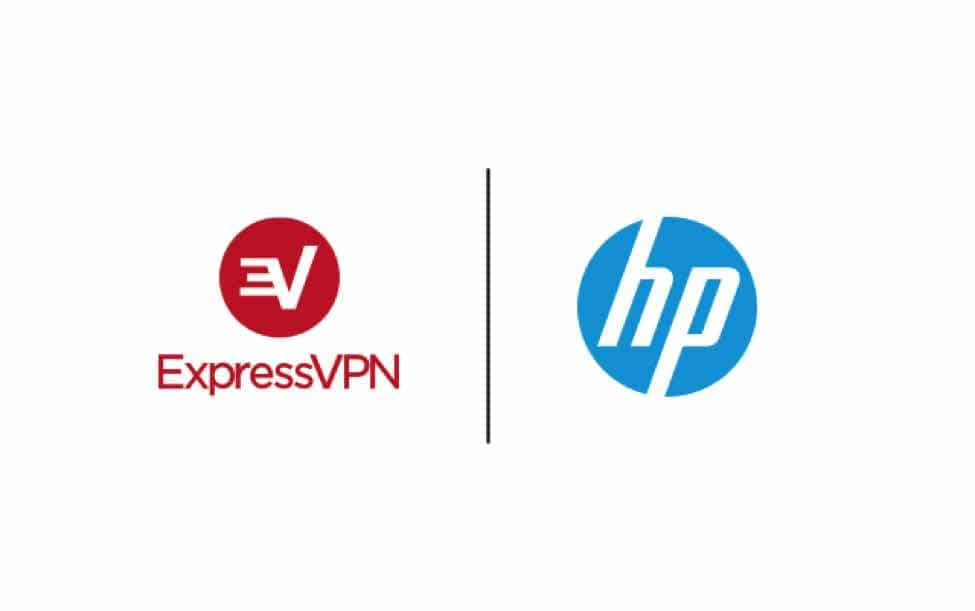 Hp partners with expressvpn