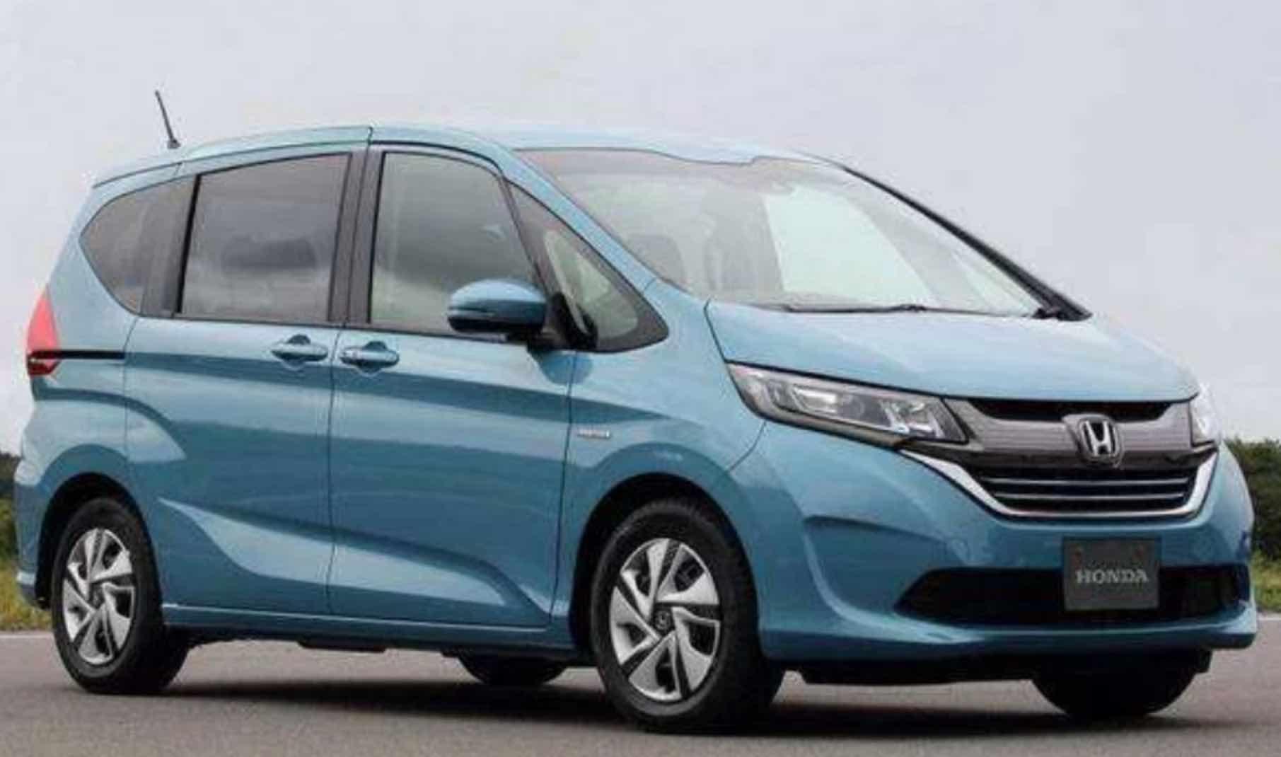Honda's entry-level MPV will be made in china