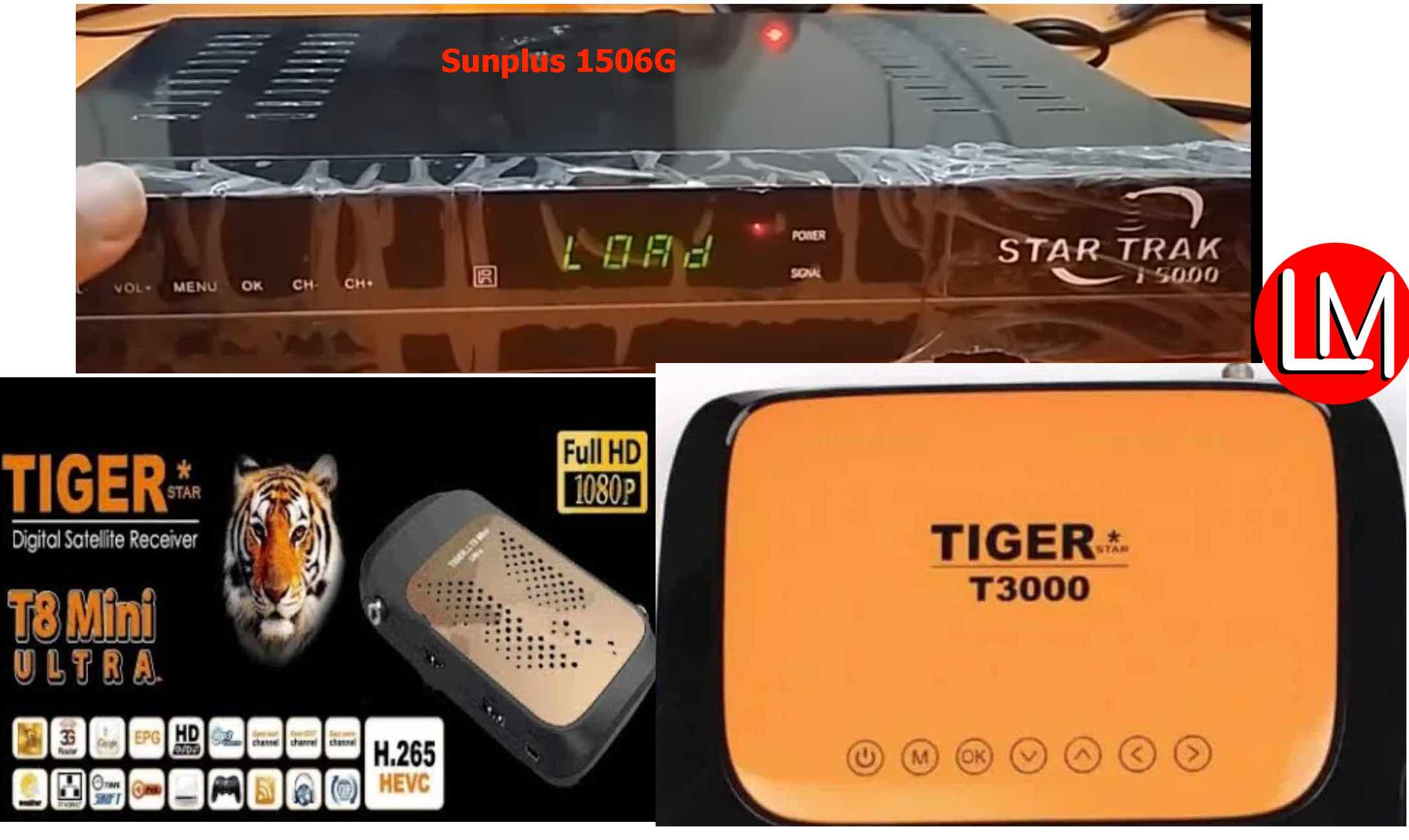 recover dead tigerstar and sunplus receivers