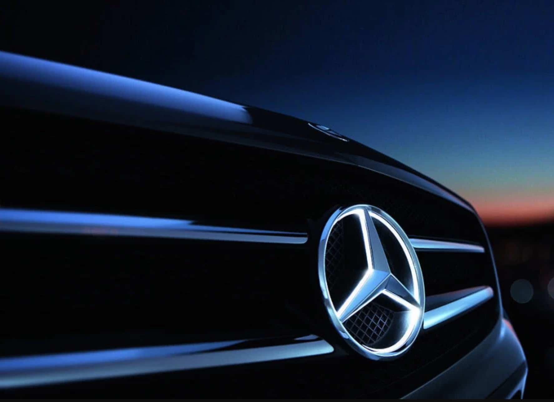 mercedes-benz & autonomous driving